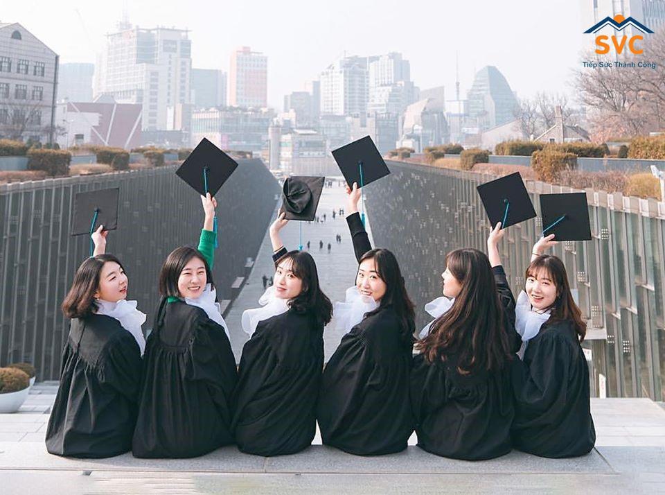 Nhiều cơ hội dành cho du học sinh tại Hàn Quốc